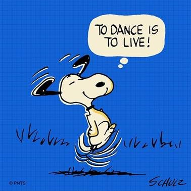 To Dance is to Live klein